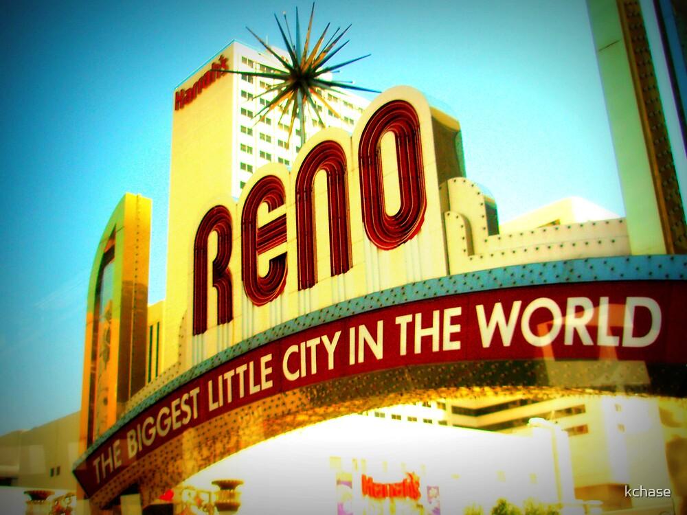 Reno by kchase