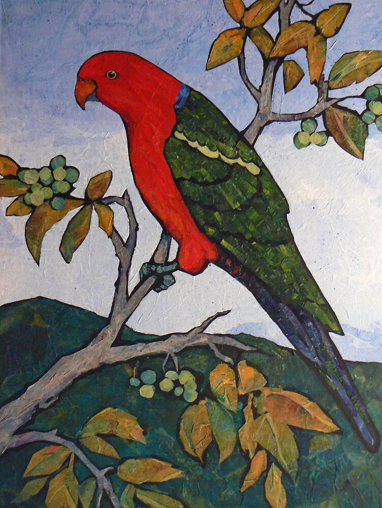 King Parrot by Barbara Nye