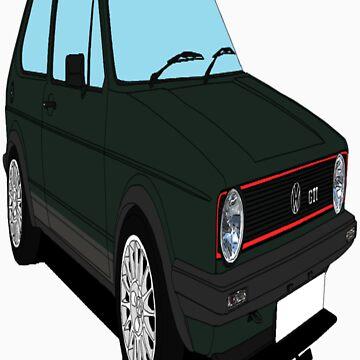 VW GTI by Sylviaa