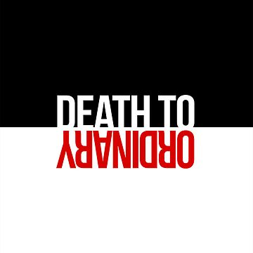DTO iPhone Cover by DeathToOrdinary