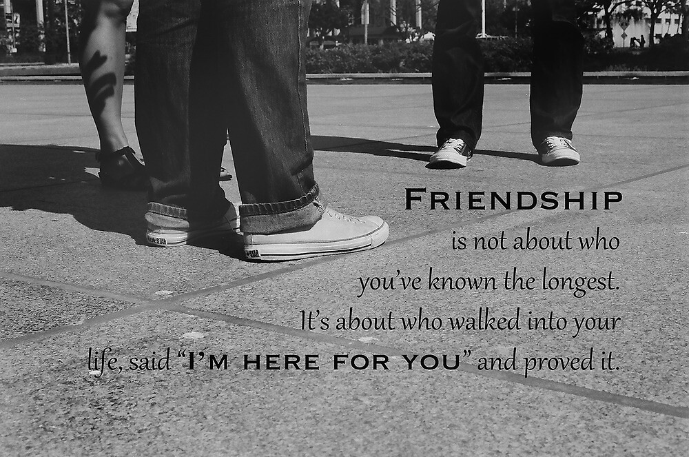 I'm here for you by Marisa Sarto