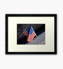 Patriotism Framed Print