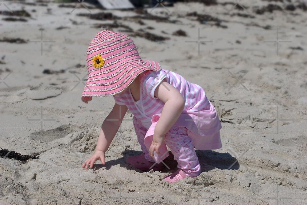 Beach Babe by Michelle *