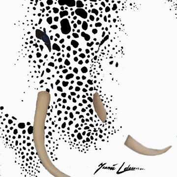 Camoflage Elefant-phrog by JeanieMester