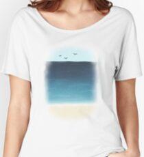 well it's an ocean Women's Relaxed Fit T-Shirt