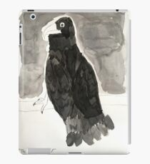 The Black Buzzard by Ethan Blamire iPad Case/Skin