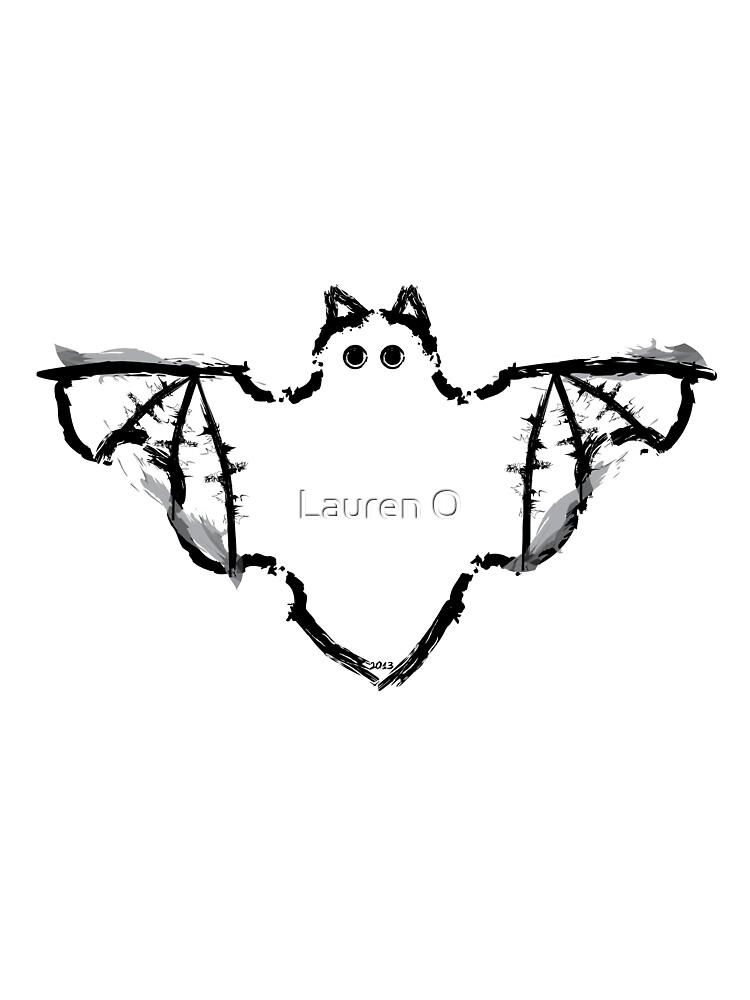 Bat by Lauren O
