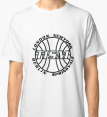 London, New York, Berlin, Springvale Classic T-Shirt