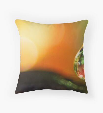 Humble in the Presence Throw Pillow
