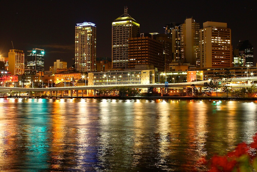 An evening at Southbank by Pete Evans
