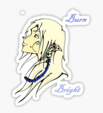 Burn Bright - Elf Sticker
