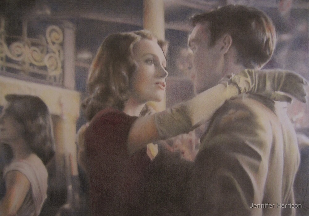 Save the Last Dance for Me by Jennifer Harrison