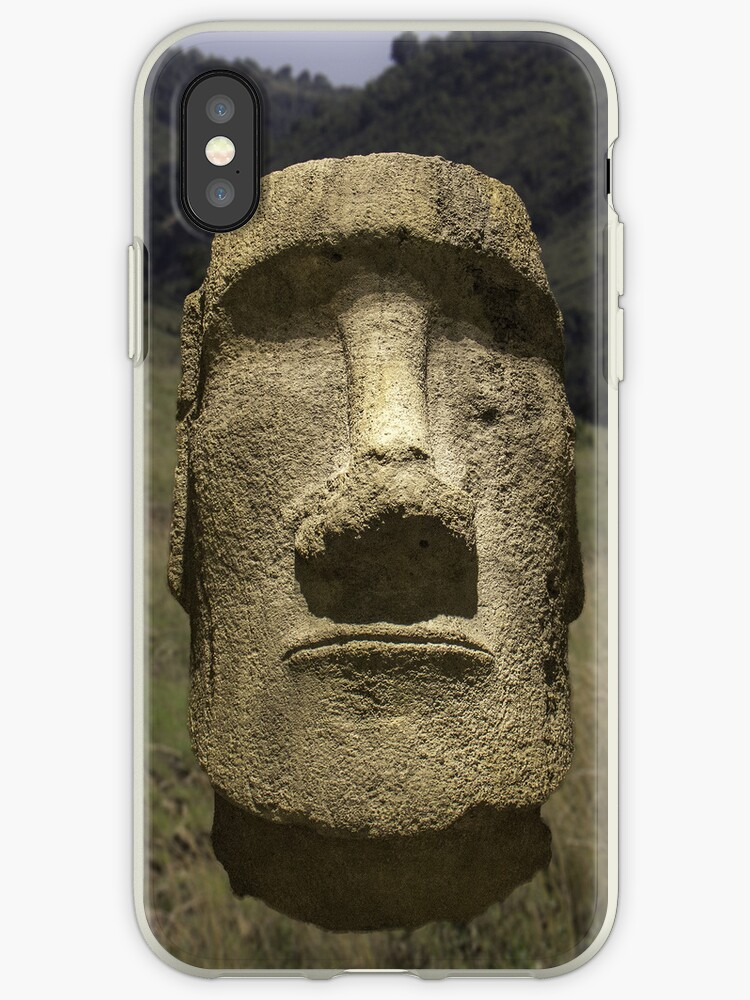 Moai head by MunschkinMedia
