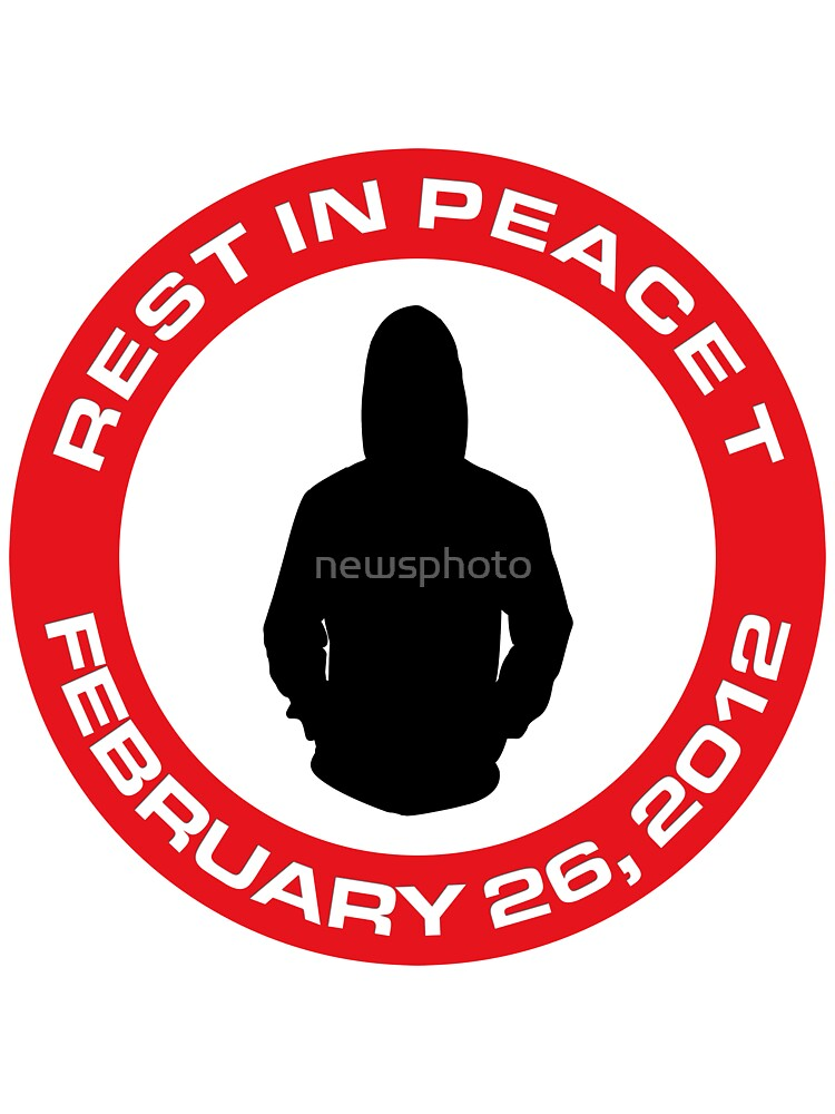 Rest In Peace Trayvon by newsphoto