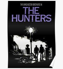The Hunters (Supernatural & The Exorcist) Poster