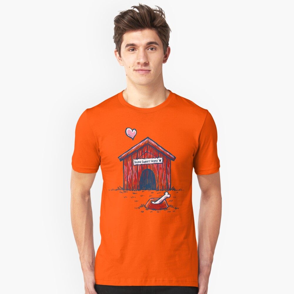 Home Sweet Home Unisex T-Shirt Front
