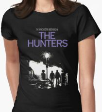 The Hunters (Supernatural & The Exorcist) Women's Fitted T-Shirt