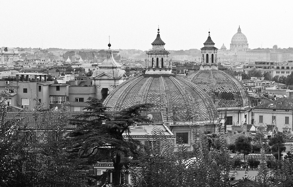 Rome by Roger McNally