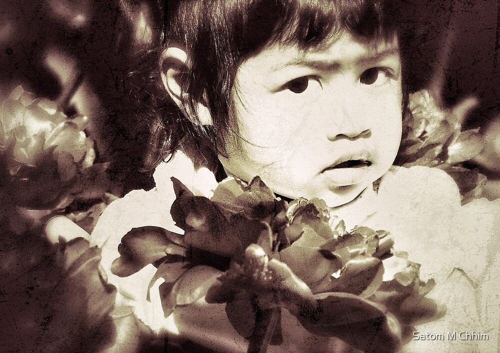 Tulip Child by Satom M Chhim