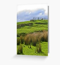200% New Zealand Greeting Card