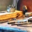 Dentist Workbench by Susan Savad