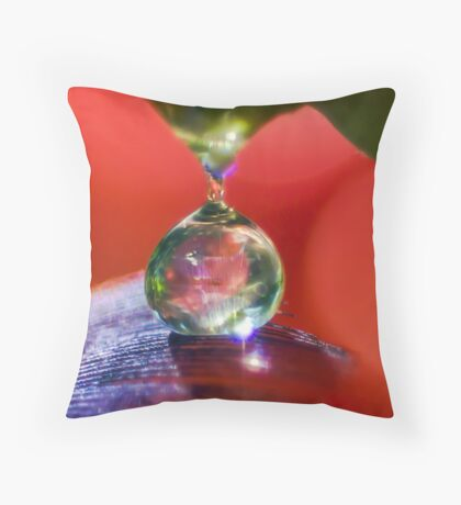 Desire Overflowing Throw Pillow