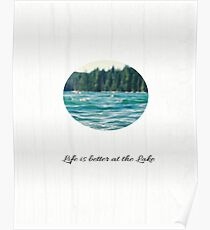 Life on the Lake  Poster