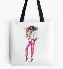 Pink and Fab Tote Bag