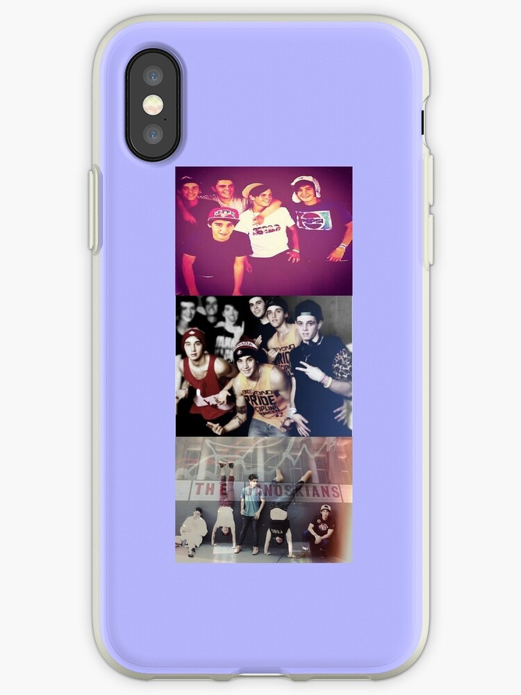 The Janoskians Phone Case by Abbie559