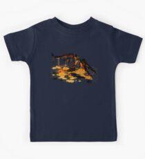 Drip Dry DinoWhale Kids Tee