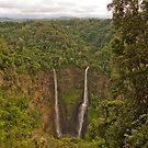 Tad Fan Waterfall by MichaelDarn