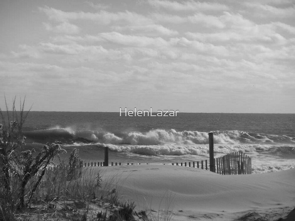 Peace at the Beach by HelenLazar