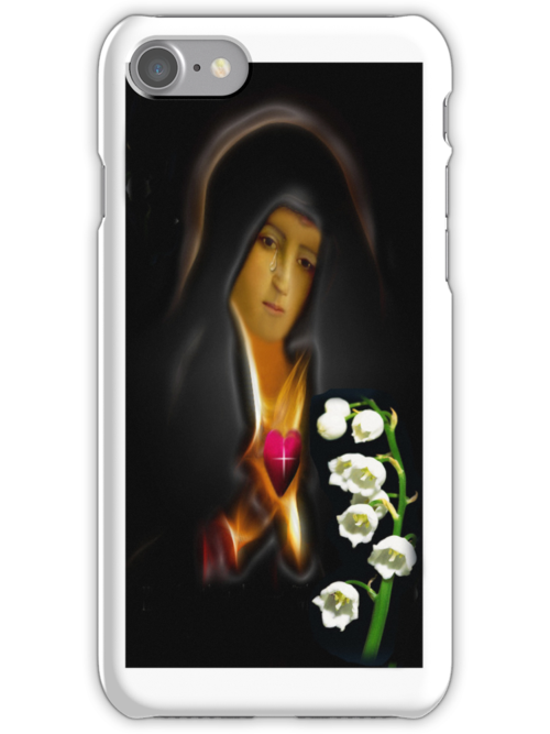 ✿♥‿♥✿MY VERSION OF THE VIRGIN MARY IPHONE CASE✿♥‿♥✿ by ✿✿ Bonita ✿✿ ђєℓℓσ