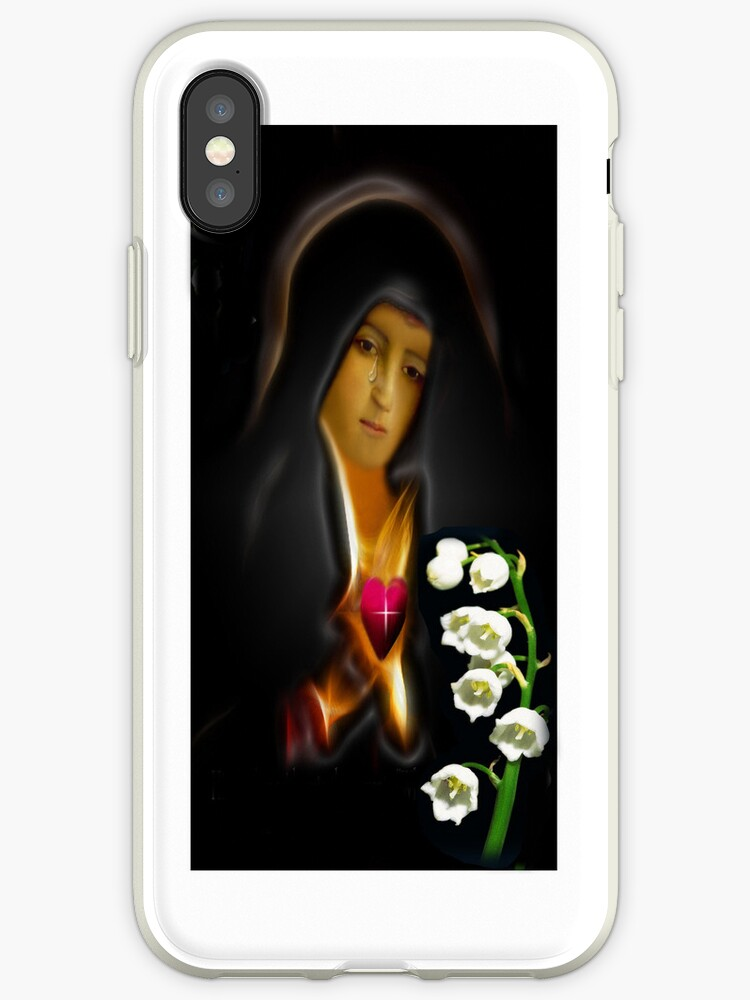 ✿♥‿♥✿MY VERSION OF THE VIRGIN MARY IPHONE CASE✿♥‿♥✿ by ✿✿ Bonita ✿✿ ђєℓℓσ