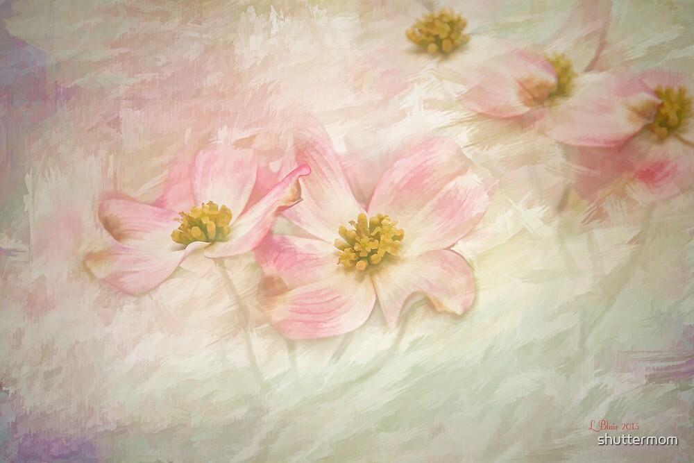 Pink Dogwood by shuttermom