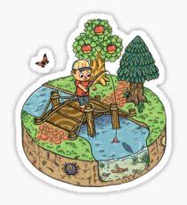 New Leaf Sticker