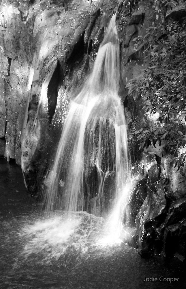 Waterfall #2 by Jodie Cooper