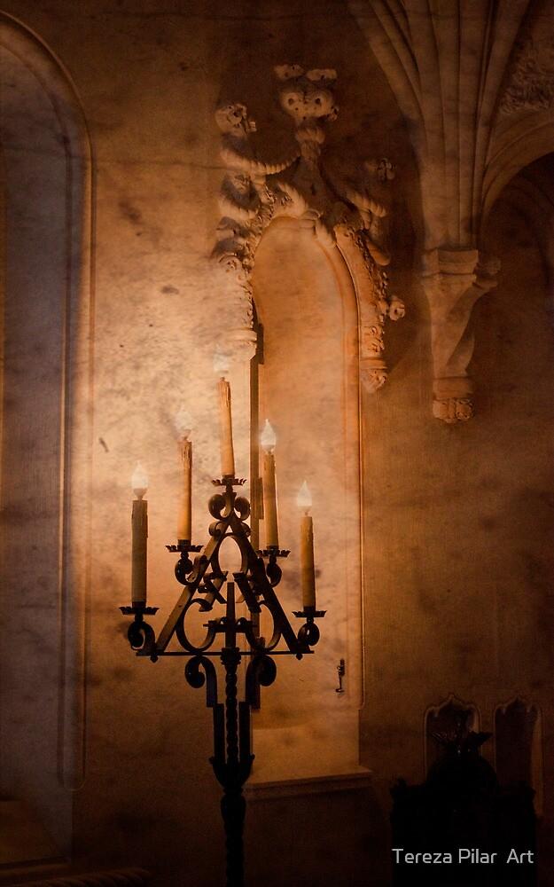 candles at QR by terezadelpilar ~ art & architecture