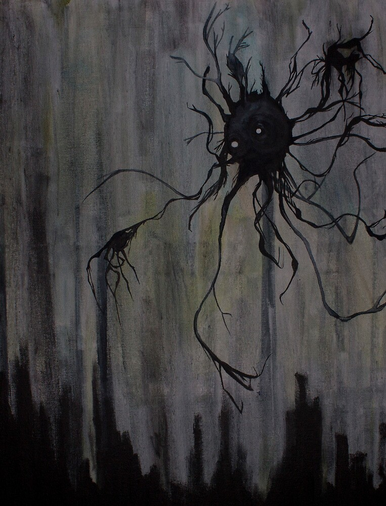 Dark Neuron by Spaghetti Robot