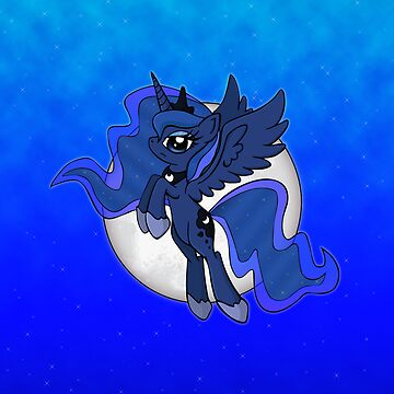 Luna by SkyColours