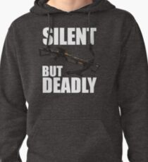 Silent But Deadly Pullover Hoodie