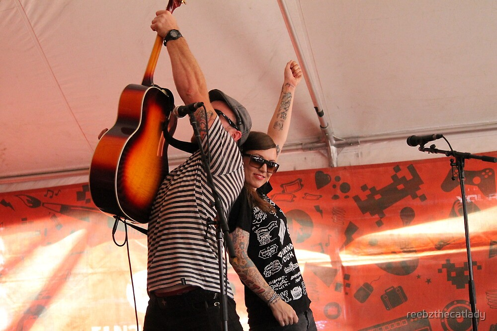 Acoustic Basement by reebzthecatlady