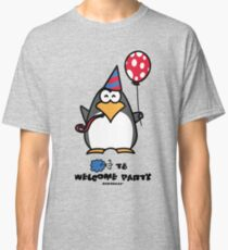 Typhoon T8 Welcome Party - Hong Kong Classic T-Shirt