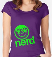 nerd clothing Women's Fitted Scoop T-Shirt