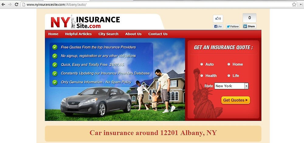 Cheap auto insurance around New York City, Manhattan by argueik2516