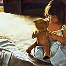 Teddy bear by SteveCriz