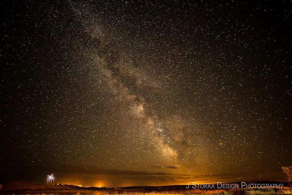 A Fourth Night by Josh Stokka