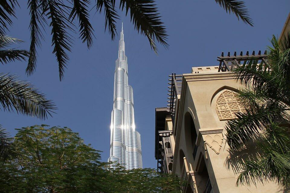Tallest Tower-Burj Khalifa by rana10