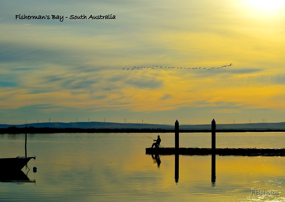 Early morning fisherman. by FBphotos