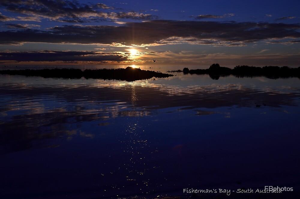 Blue sunset. by FBphotos